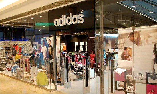 adidas store monza