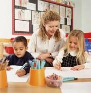 operatrice d'infanzia educatrice asilo nido