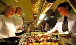 lavoro nella ristorazione collettiva