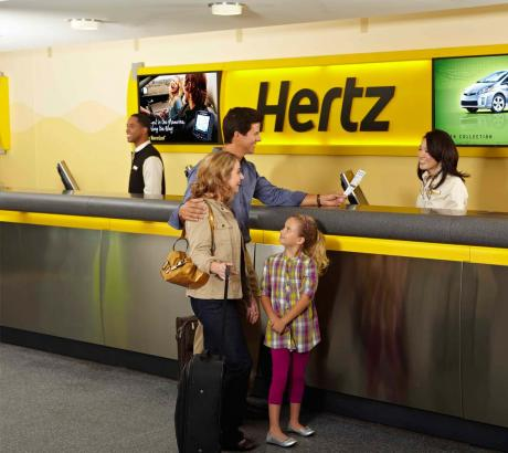 Hertz lavora con noi