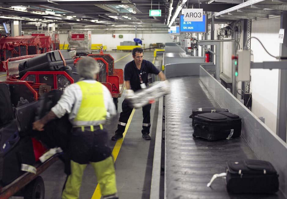 offerta di lavoro per Operatori Unici Aeroportuali