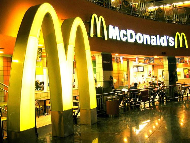 McDonald's, offerte di lavoro