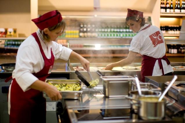 CIR food ristorazione, offerte di lavoro