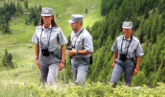 concorso Guardie Forestali