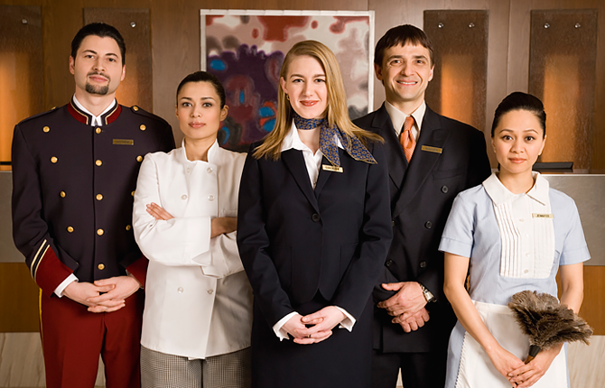 offerte di lavoro negli Hotel