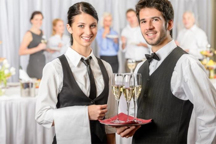 offerta di lavoro per camerieri