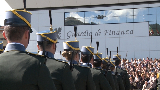 concorso allievi marescialli Guardia di Finanza