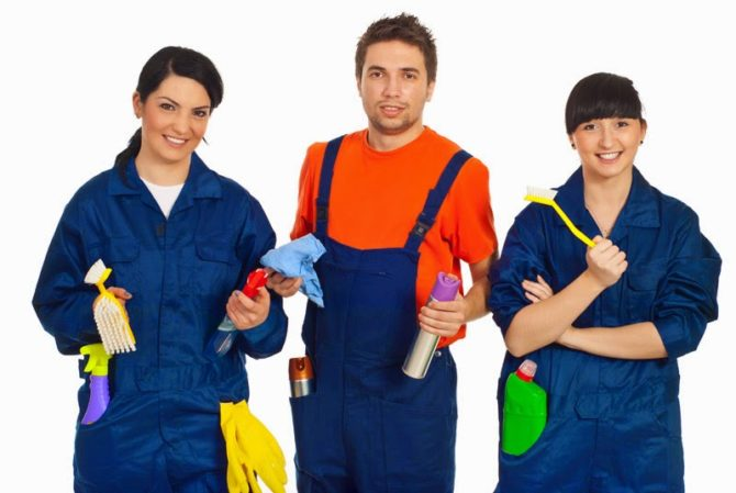 lavoro per Addetti alle pulizie