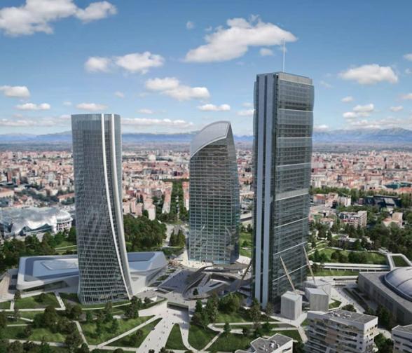 offerte di lavoro CityLife Shopping District a Milano