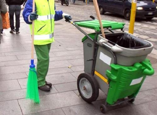 offerta di lavoro per Operatori Ecologici