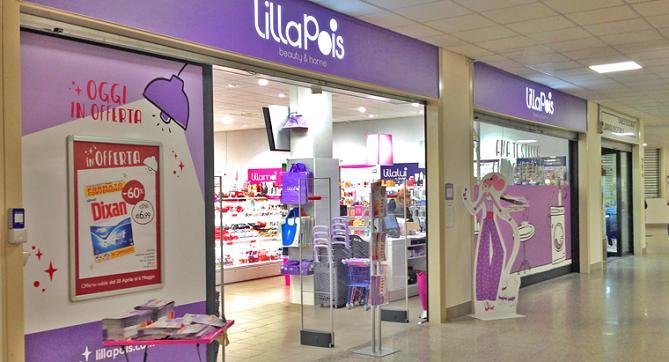 offerte di lavoro negozi LillaPois