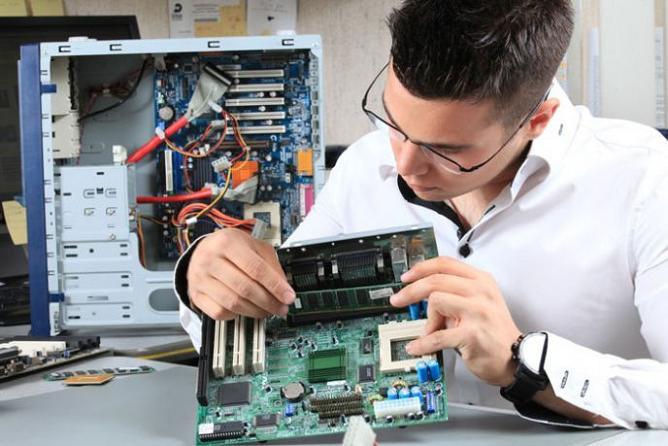lavoro informatici hardware e software