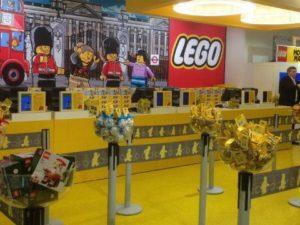 negozio Lego, offerte di lavoro