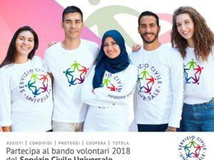 Bando Servizio Civile Universale 2018