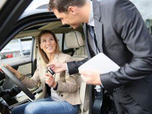 addetti vendita auto